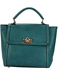 AND Tulip G Irls Satchel (Teal Blue)
