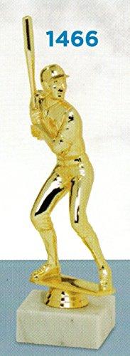 baseball- H cm 30–Frisch–Marmorsockel Gegenstand aus Kunststoff–Made in Italy (Baseball-trophäen Für Kinder)