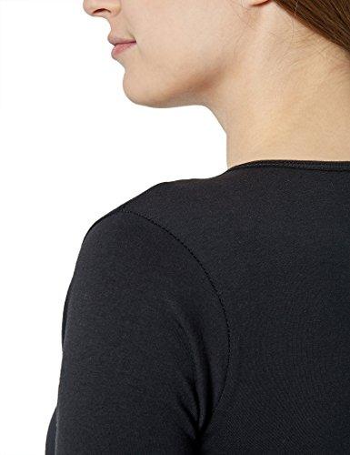 Berydale Camicia a maniche lunghe da donna nero (Schwarz  (Schwarz))