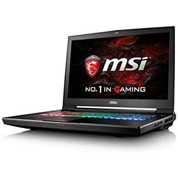 MSI Gaming GT73VR 6RE(Titan SLI 4K)-064UK 2.7GHz i7-6820HK