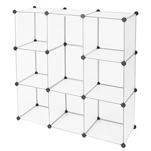 Langria armario modular estanter a por m dulos armario - Armario para guardar juguetes ...