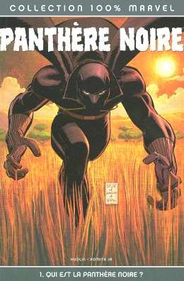 Panthère Noire, Tome 1 : Qui est la panthère noire ? par Reginald Hudlin, John JR Romita, Collectif