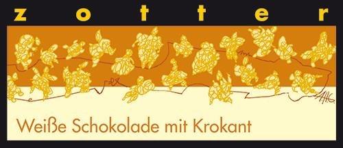lbe Krokant in & out, 70g (Gelbe Schokolade)