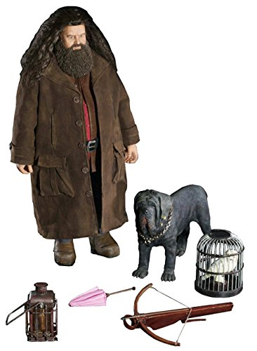 Harry Potter My Favourite Movie Actionfigur 1/6 Rubeus Hagrid Deluxe Ver. 40 cm Star Toys Figures