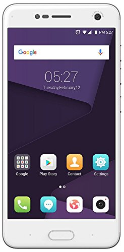 ZTE Blade V8 Smartphone (13,2 cm (5,2 Zoll) Display, 32 GB Speicher, Android 7.0) Gold