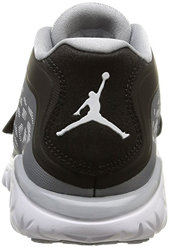Nike Jordan Flight Flex Trainer 2, Scarpe sportive, Uomo Wolf Grey/White-Black