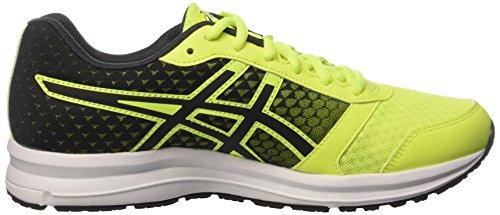 Asics T619n0790, Chaussures de Running Entrainement Homme Jaune