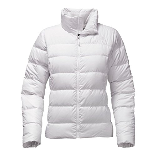 The North Face womens NUPTSE JACKET NF0A33P9FN4_M - TNF WHITE (North Face Womens Nuptse Jacket)
