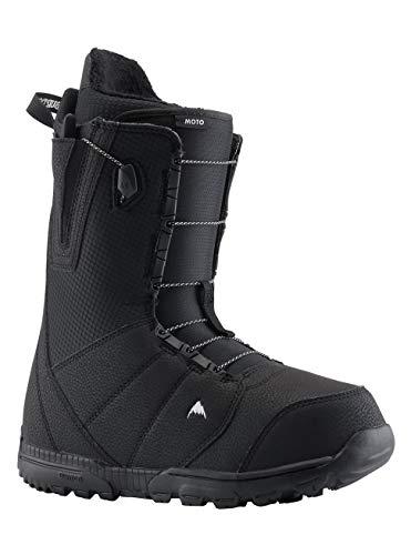 Burton Herren Moto Black Snowboard Boot, 11