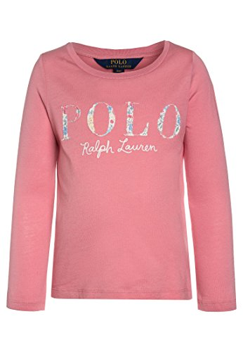 Polo Ralph LaurenMaglietta a manica lunga - rugby pink