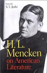 H.L.Mencken on American Literature