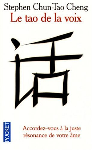 Le tao de la voix