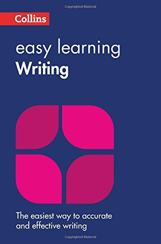Easy Learning Writing (Collins Easy Learning English) por Collins Dictionaries
