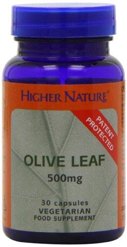 Preisvergleich Produktbild höhere Natur Olivenblattextrakt 30s