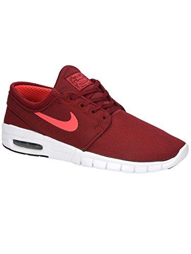 Nike 631303-680, Chaussures de Sport Femme Rouge