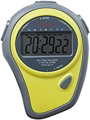 Sunny Health & Fitness Unisex Adult Stw-001Y Pro Time Tracker - Grey, One