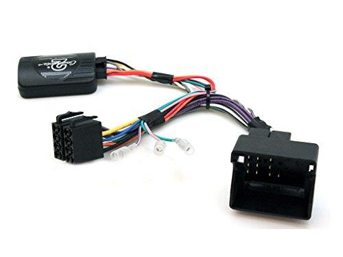G.M. Production PG007.2 Interface pour commandes au volant CAN BUS Compatible avec Citroën et Peugeot équipées d'un autoradio RD4 et véhicules Fiat (Compatibilité à vérifier à l'aide de la photo)
