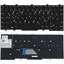 Service-Werkzeugsatz Laptoptaste/_de Original Deutsch QWERTZ Tastatur mit Hintergrundbeleuchtung//Beleuchtet Dell Latitude 14 5000 E5450 E5470 14 7000 E7450 E7470