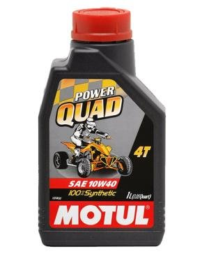 Motul 101468 Motoröl Power Quad 4T 10W-40, 1 L