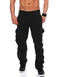 Jet Lag Herren Cargo Hose Take off 3 long (16)