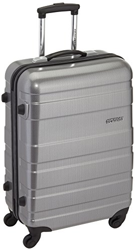 American tourister Spinner M Black / Silver