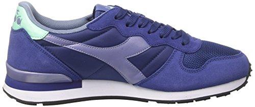 Diadora Camaro, Sneaker Uomo Blu (Blue Depths/Blue Ice)