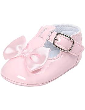 Boots Schuhe Jamicy® Baby Bowknot Prinzessin weiche PU Leder Sohle Schuhe Kleinkind Turnschuhe Freizeitschuhe