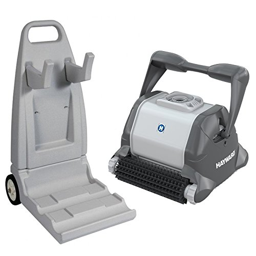 robot-piscine-hayward-aquavac-300-quick-clean-picots-avec-chariot-de-transport