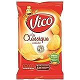 Chips vico classiques natures 135g (Prix Par Unité) Envoi Rapide Et Soignée