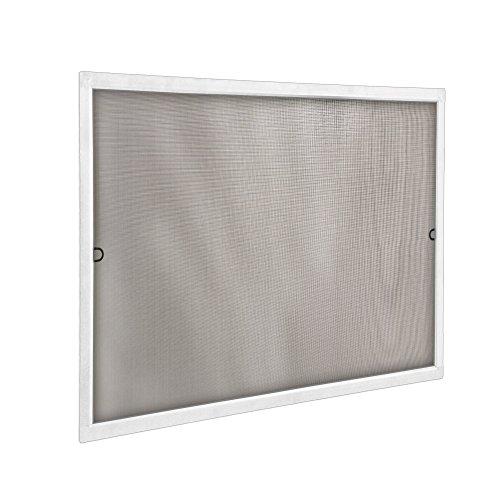 JAROLIFT Moustiquaire avec cadre - SlimLine pour fenêtre 110 x 150cm blanche