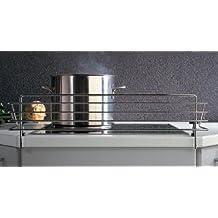 SO-TECH® Rejilla Protectora para Placa de Cocina Pinza de Bloqueo Infantil Barrera de Seguridad para Estufa para 60cm Encimera Largo: 678 mm / Alto: 140 mm / Profundidad: 175 mm