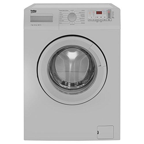 Beko WTG741M1S Excellence 7kg 1400rpm Freestanding Washing Machine - Silver