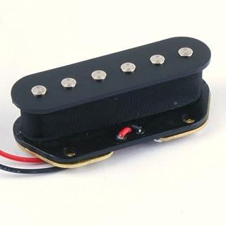ARTEC Tele Style Single Coil, Bridge, Keramik Magnet, schwarz - by sbb-guitars