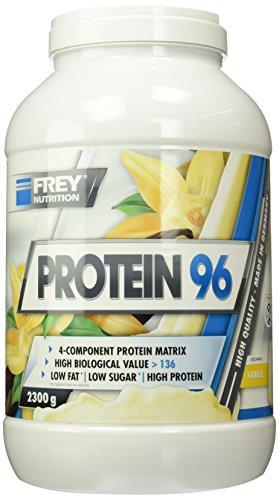 Frey Nutrition Protein 96 Vanille Dose, 1er Pack (1 x 2.3 kg) -