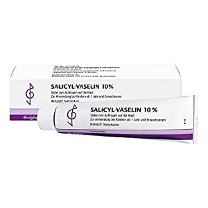 SALICYL-VASELIN 10% 100 ml