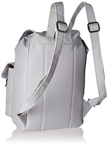 Herschel Supply Company Dawson Casual Tagesrucksack Lunar Rock Quilted/Lunar Rock Synthetic Leather