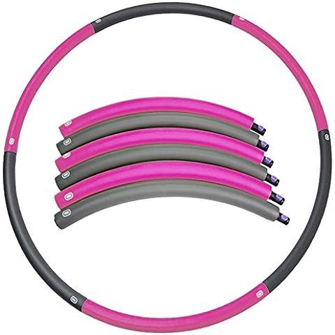 Hula Hoop, pieghevole per Fitness Hula Hoop