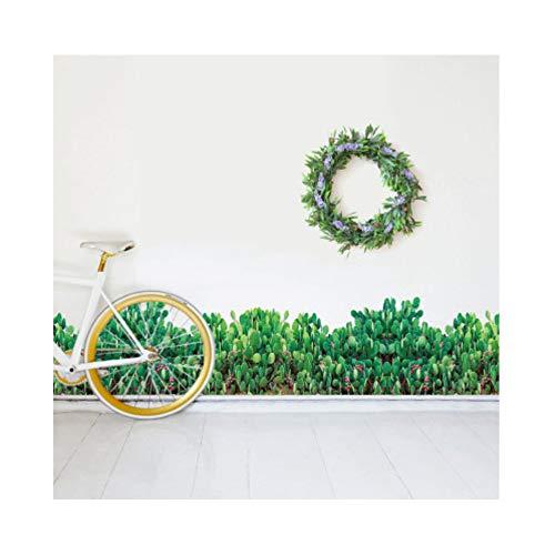Cchpfcc Kaktus Spielen Crural Linie Veranda Korridor Badezimmer Schränke Wohnzimmer Tv-Einstellung Ziert Einen Wandaufkleber Brauch
