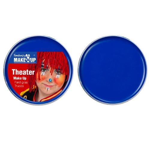 25g Theater-Make-up, weiß - 3