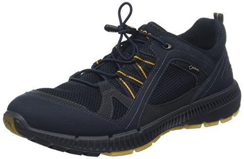 ECCO Herren Terracruise II Sneaker, Blau (Navy Oak 51127), 42 EU