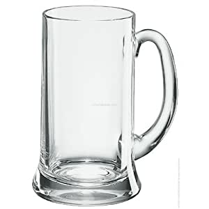 Borgonovo Icon Beer Mug 1170ml, Set of 2