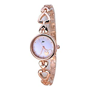 Addic Analogue White Dial Women's & Girls Watch (Addicww445)