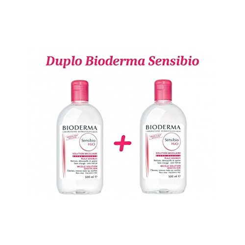Bioderma Sensibio H2O Solucion Micelar...