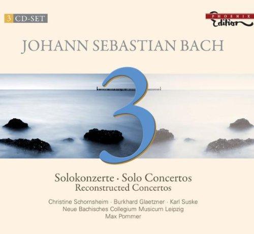 Solo Concertos. Solokonzerte