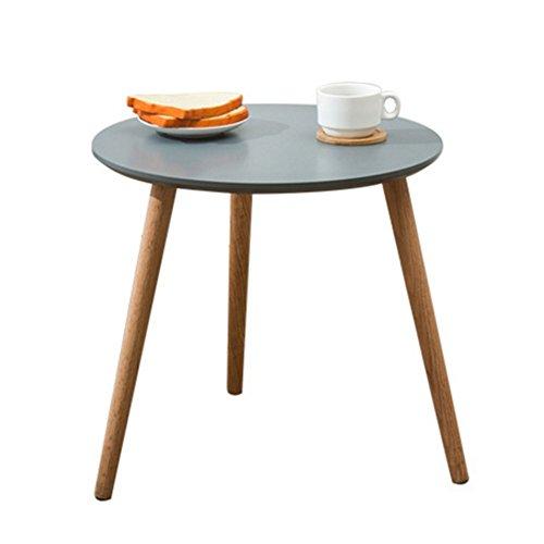 Folding table NAN Küche Esstisch Runde Couchtisch grau Moderne Freizeit Holz Tee Tisch Büro Konferenz Podest Tisch