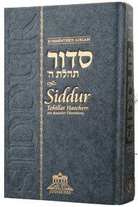 Siddur Tehillat Haschem mit deutscher Übersetzung