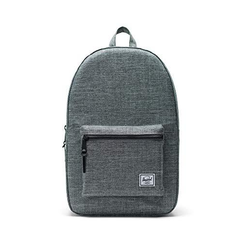 Herschel Supply Company SS16 Casual Daypack, 23 Liters, Raven Crosshatch Laptop Media