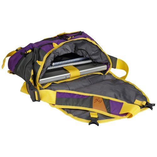 Chiemsee Borsa Messenger, The Lighty Shouldy 15, viola  magic purple, 5020106 magic purple