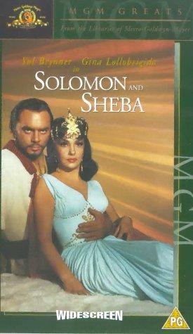 Preisvergleich Produktbild Solomon and Sheba [VHS] [UK Import]
