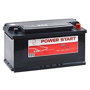 NX - Batterie voiture P Start 92-720 12V 92Ah +D - Batterie(s) -